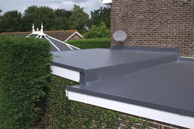 Sarnafil Flat Roofs In Brentwood Essex By Alpine
