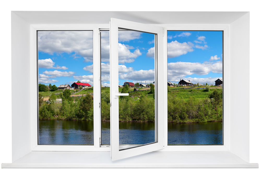 The Ultimate Energy Saving Measure - New Windows