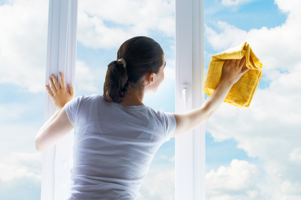 How To Clean Your Double Glazed Windows