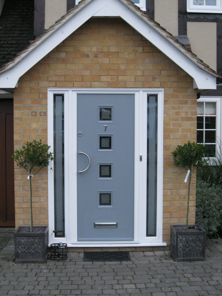 Composite Doors VS Traditional Timber Doors